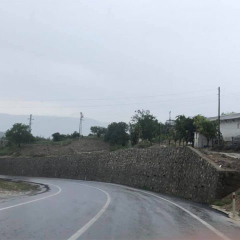 Bolu Göynük Taş Duvar